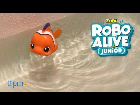 Robo Alive Junior Little Fish From Zuru