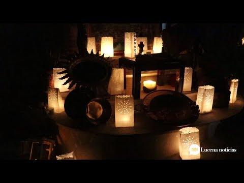 VÍDEO: Nuestro reportaje sobre la Noche Encandilada de Encinas Reales