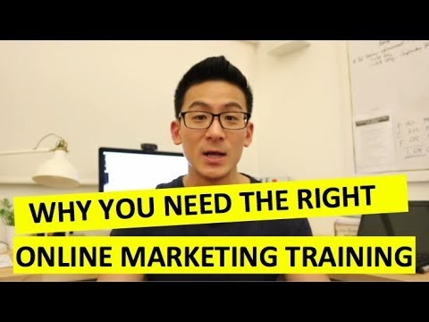 Online Marketing Training - Why It's Crucial To Develop Your Personal Skills