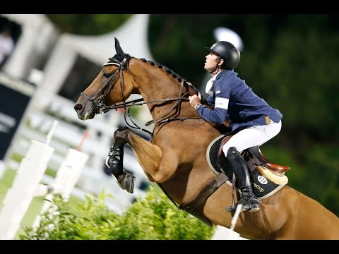 What makes a top Grand Prix show jumper? Behind the scenes with Longines Global Champions Tour