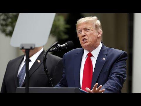 США прекращают все отношения с ВОЗ и переводят средства в другие структуры — Трамп…