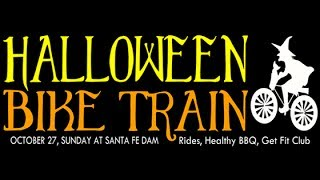 Bike San Gabriel Valley Halloween Bike Train - 31 October 2013