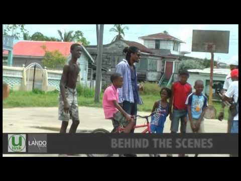 TELESCOPE VIDEO SHOOT IN GUYANA JUNE 2017 - BEHIND THE SCENES