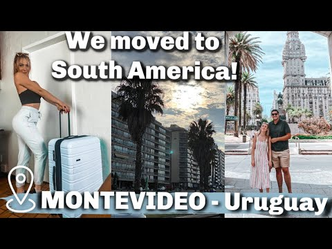 We moved to Uruguay! Aussies Abroad (Moving During COVID) |  Vlog 01