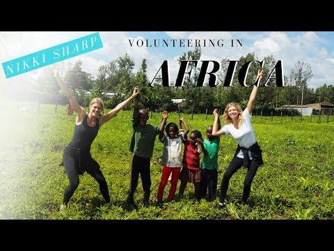 VOLUNTEER TRIP TO KENYA, AFRICA // 30 hours of travel | Nikki Sharp