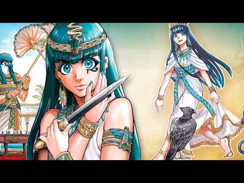 Ancient Egyptian Music - Queen of Egypt