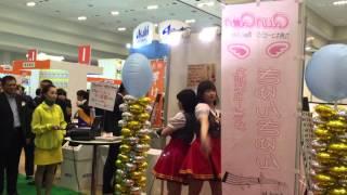 3月名古屋の展示会で行ったサプライズイベントです。 深野酒造の芋焼酎...