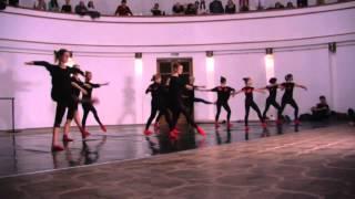 Тотем - школа современного танца - modern jazz - Ольга Абашева