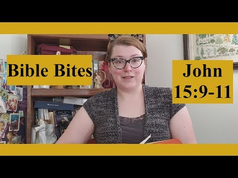 Bible Bite for May 23rd, 2019
