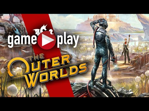 Gameplay The Outer Worlds - Primeros minutos