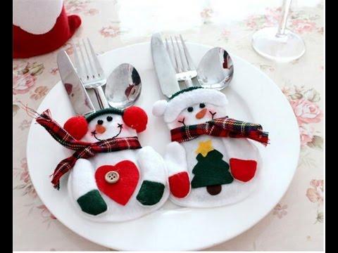 Kalėdų stalo dekoravimo idėjos