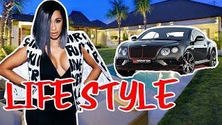 Cardi B Lifestyle|Car|Net Worth|Weight|Age|Family|Education|House|Boyfriend|Height|Biography-2018