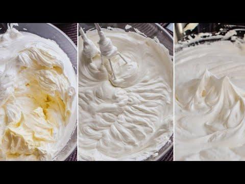 To'rtlar uchun 3 hil krem tayorlemiz tez va oson/ кремы для тортов  быстро и вкусно