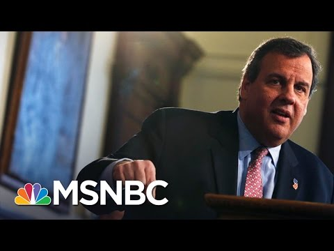2016 Goes From Bad To Worse For Chris Christie | Morning Joe | MSNBC