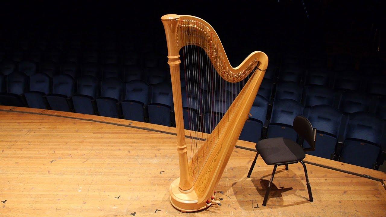 Instrumentpresentation med SON: Harpa - YouTube