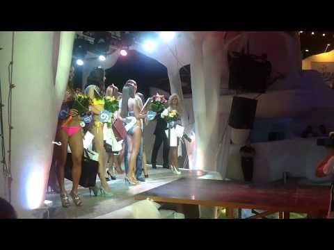 Мисс Бикини Ibiza 31.08.11