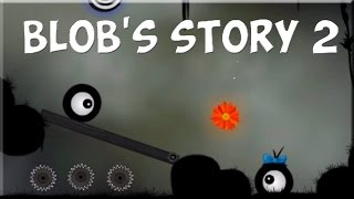 The Blob's Story 2 Game Walkthrough (All Levels)