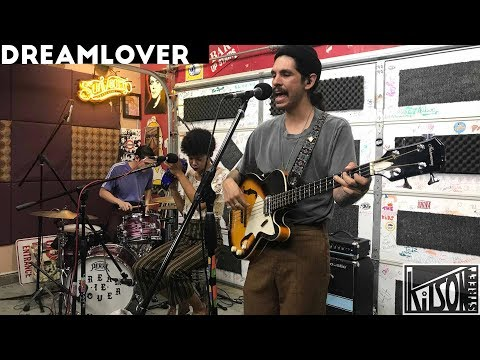 "Dreamlover perform ""About It or Without It"" & ""Moon to Sun"""