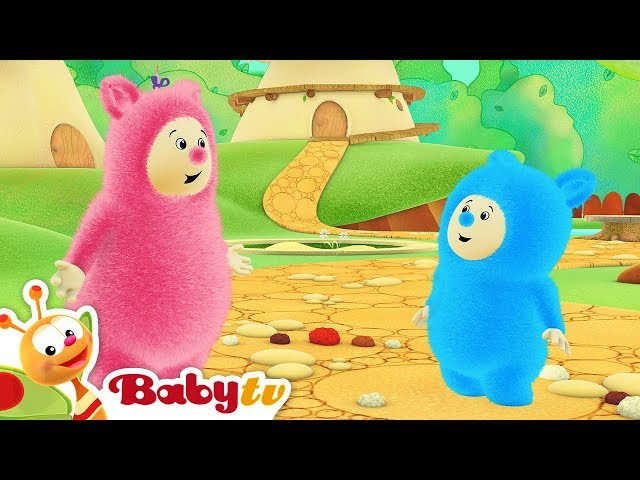 Billy and Bam Bam | Hide and Seek | BabyTV