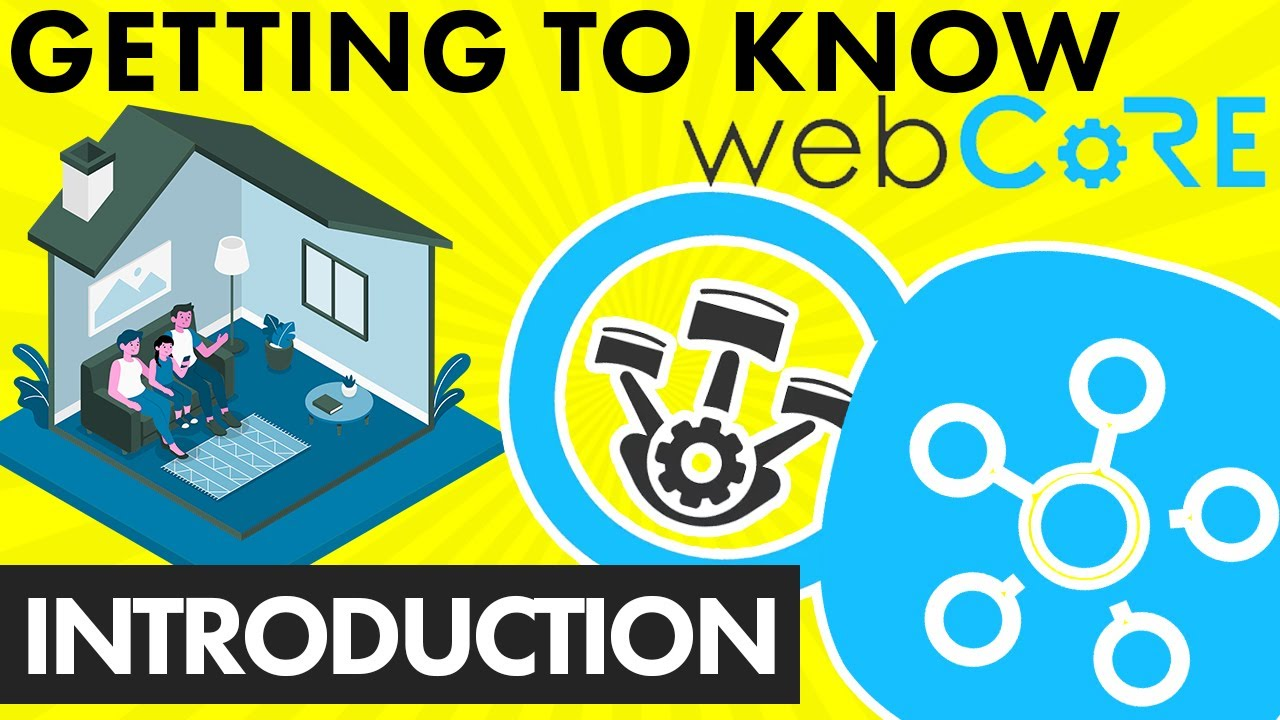 Getting to Know webCoRE: Introduction