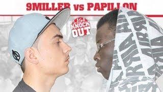 Liga Knock Out / EarBOX Apresentam - 9 Miller vs Papillon (3ª Edição)