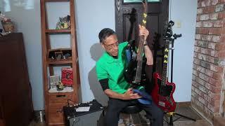 Bass Comparison - Fender Squire Short Scale Jaguar Bass vs. ESP LTD B-4 Jr.