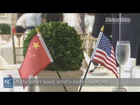 Economist blames U.S. trade deficit with China on Washington's macroeconomic policies