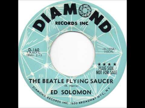 Ed Solomon - The Beatle Flying Saucer