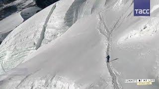 На вершину Эвереста за 26 часов в одиночку