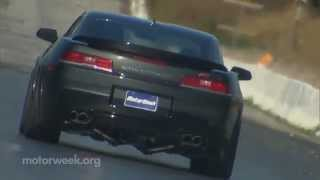 MotorWeek | Road Test: Callaway Z/28 and Corvette