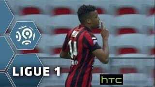 But Alassane PLEA (66') / OGC Nice - GFC Ajaccio (3-0) -  / 2015-16