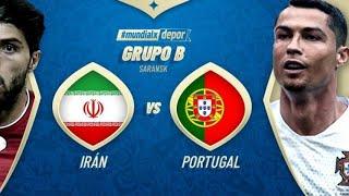 Livestream!!! Portugalsko vs Írán