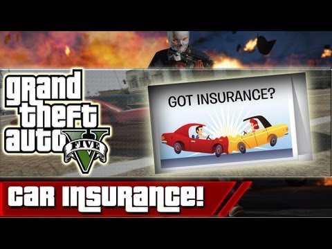 GTA 5 Multiplayer - Car Insurance and Never Lose Your Vehicle Online Again!