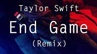 Taylor Swift - End Game ft. Ed Sheeran, Future (Hamang Remix) | Future Bass