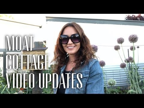 Moat Cottage Homesteading Video Updates