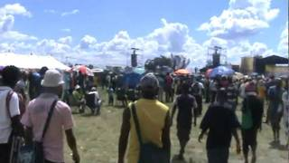 SHARPVILLE MASSACRE COMMEMORATION IN SHARPVILLE 2011