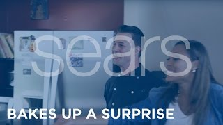Sears Bakes Up A Surprise