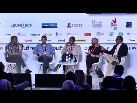 Media (Vardi, Deen, Olmert, Purie, Rechtman) | DLD Tel Aviv 16