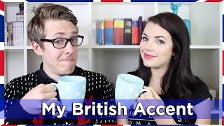 HOW TO SPEAK BRITISH ACCENT | Evan Edinger & Cherry Wallis