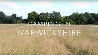 Camping In Warwickshire
