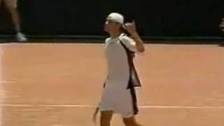 【テニス】アンディ・ロディックのサーブしたボールが・・・(字幕)