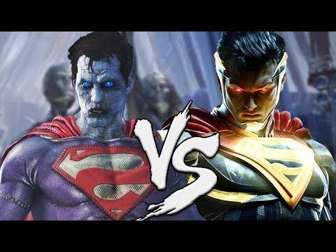 INJUSTICE 2 DLC Bizarro VS EVIL Superman