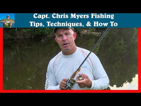 How to fill your spinning reel with braided line with no waste