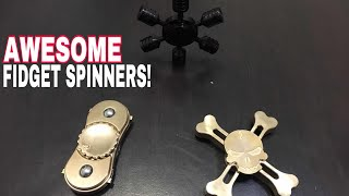 Awesome Fidget Spinners