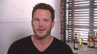 Chris Pratt: Sharing religious messages 'fills my soul'