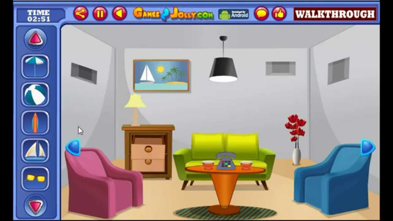 modern living room escape 2 walkthrough for decorating