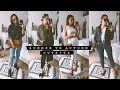 SUMMER TO AUTUMN TRANSITIONAL OUTFITS | Hello October