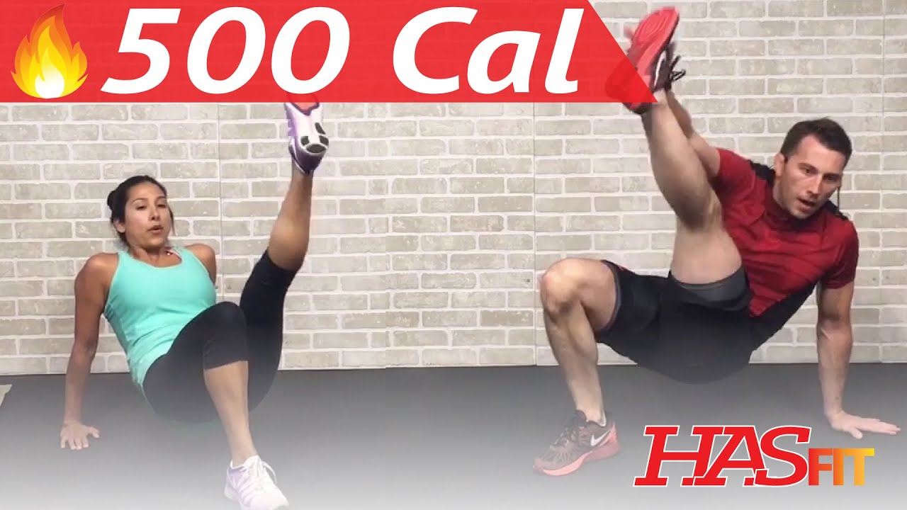 30 Min HIIT Workout for Fat Loss - High Intensity Interval ...