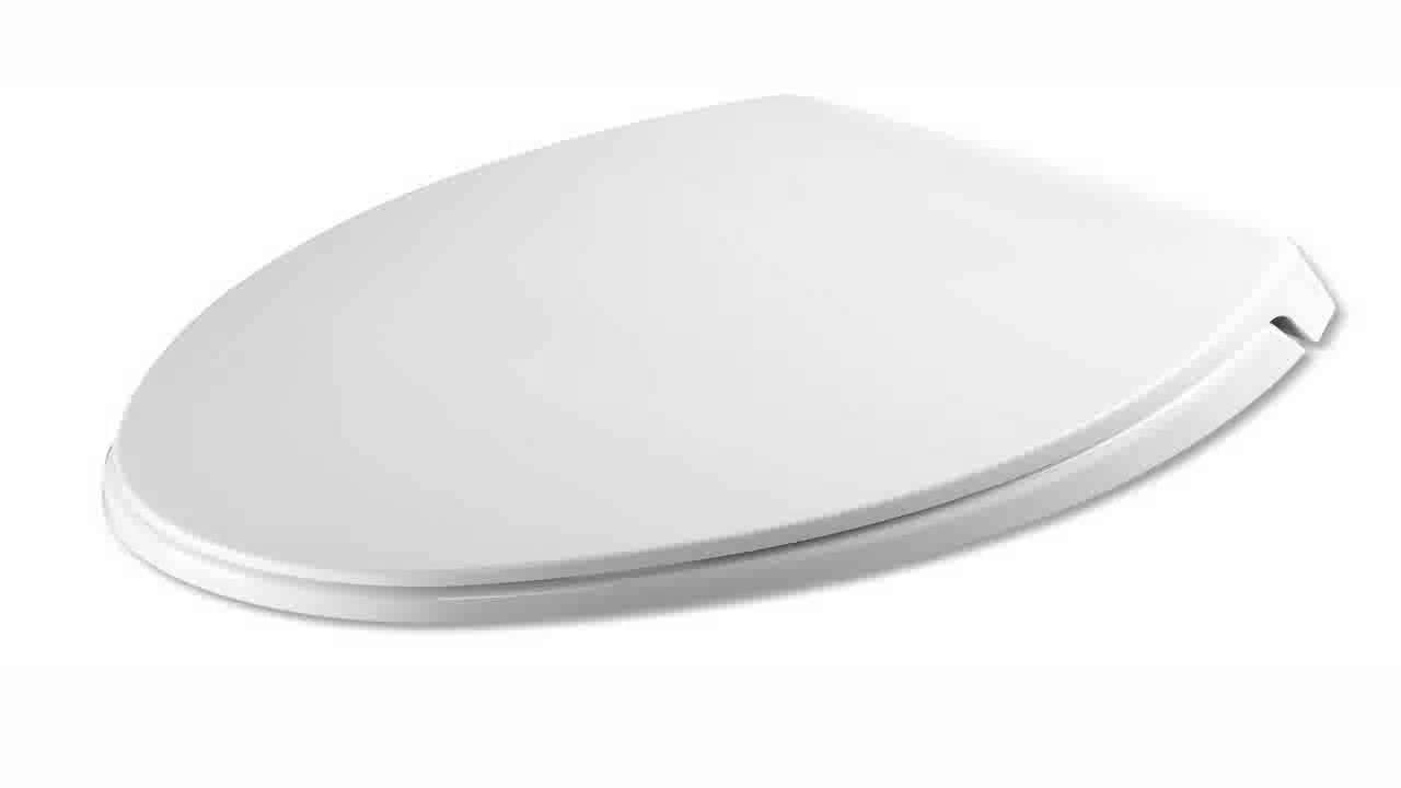 Toto SS114 01 SoftClose Elongated Toilet Seat Cover Cotton White ...