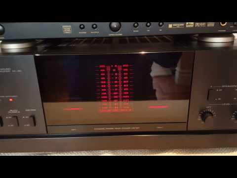 Yamaha M-45/Marantz DV-18 HDAM DVD/CD Player: July 2016